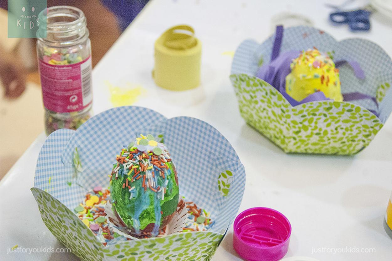 Blog Infantil Huevos De Pascua Manualidades De Nuestros Talleres