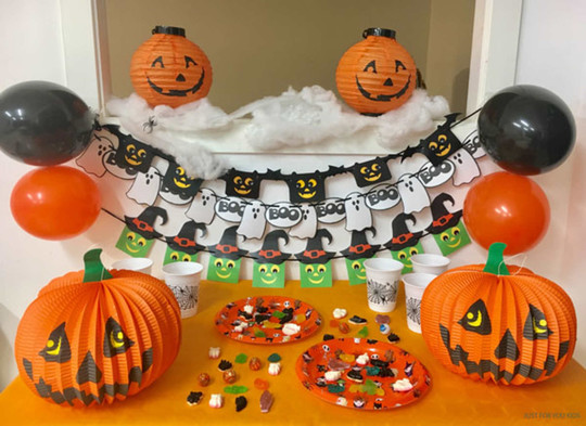 Halloween, una festa que pot ser molt crafty