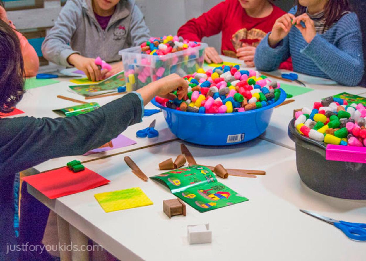 Blog infantil talleres para ni os fisher tips - Talleres manualidades para adultos ...