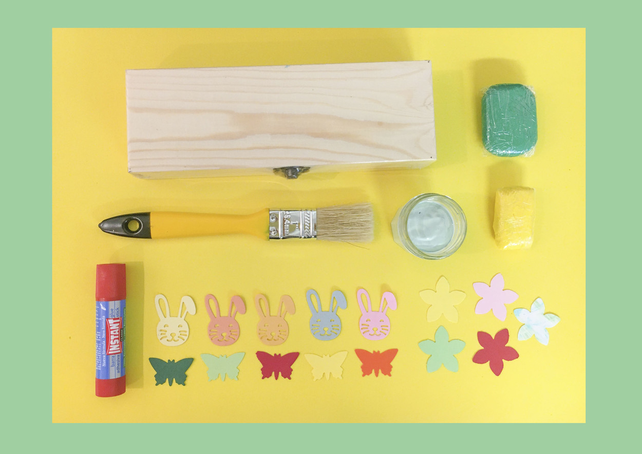 Com decorar una capsa de fusta amb Chalk Paint-3 manualitats infantils, tallers infantils, Just for you Kids, justforyoukids
